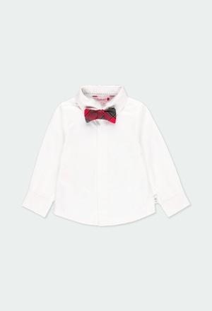 Camisa fantasía con pajarita de bebé_1