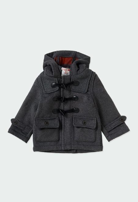 Cloth jacket for baby boy_1