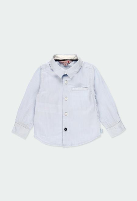 Camisa manga comprida para o bebé menino_1