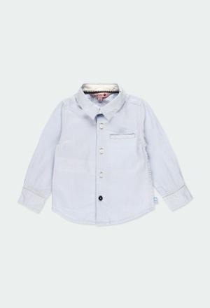 Hemd lange ärmel für baby junge_1