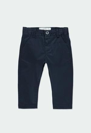 Pantaloni saten elasticizzato per bimbo_1