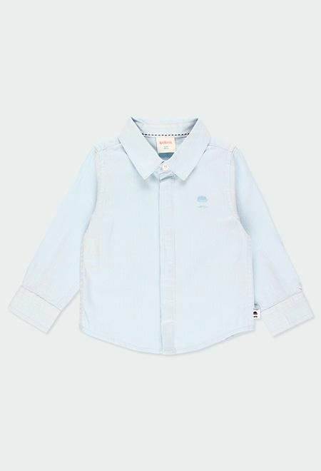 Camisa para o bebé menino_1