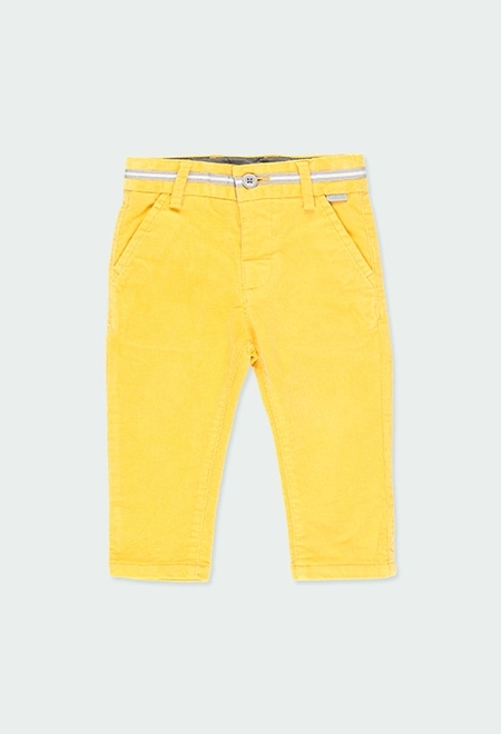 Pantalon en velours côtele pour bébé garçon_1