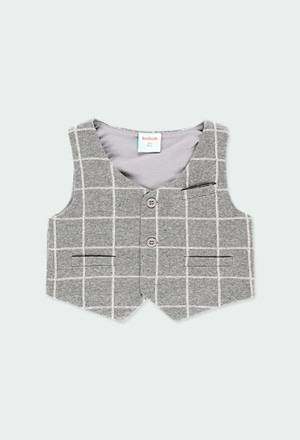 Vest check for baby boy_1