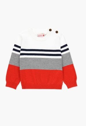 Jersey tricotosa de bebé niño_1