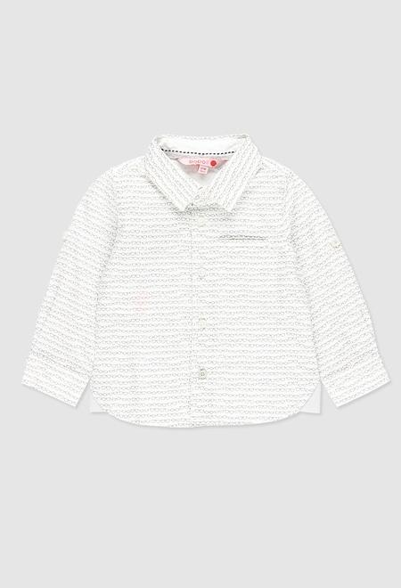 Camisa popelín de bebé niño_1