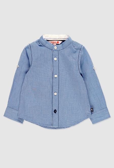 Camisa manga larga de bebé niño_1