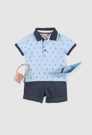 Polo pique für baby junge_1
