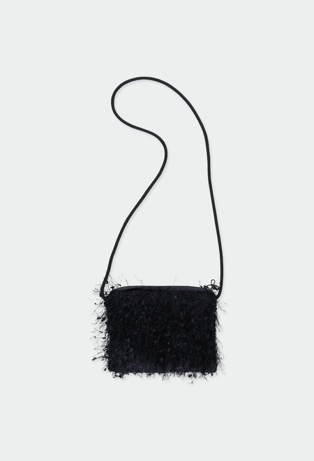Handbag with fringes for girl_1