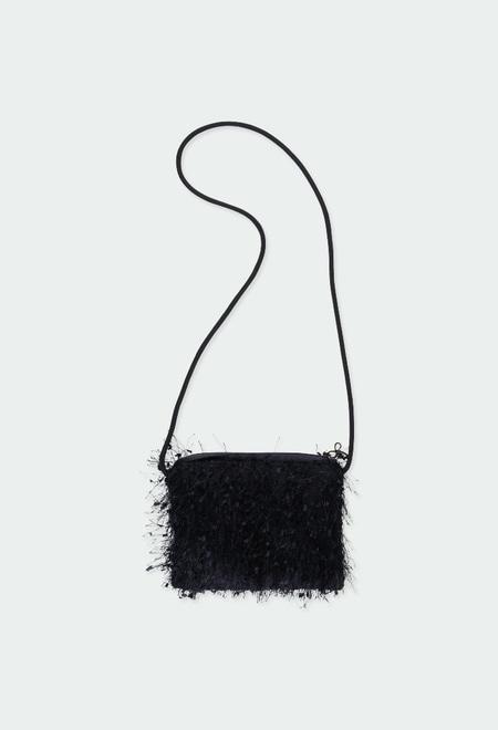 Handtasche mit fransen für mädchen_1