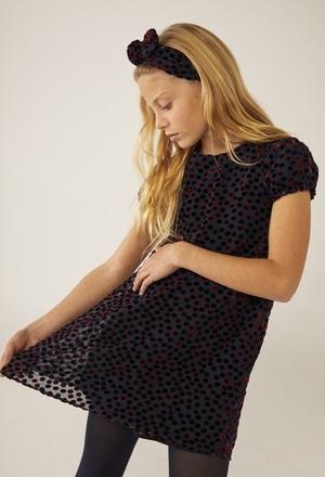 Kleid mull fantasie für mädchen_1