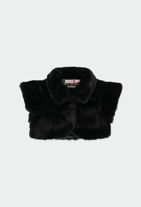 Bolero fur for girl_1