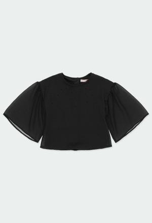 Blusa crepe de niña_1