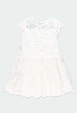 Vestido tul bordado de niña_1