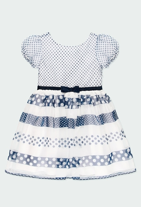 Dress fantasy polka dot for girl_1