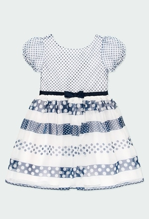 Dress fantasy polka dot for girl_1