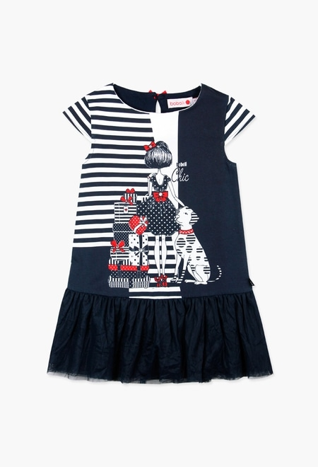 Combined dress for girl_1