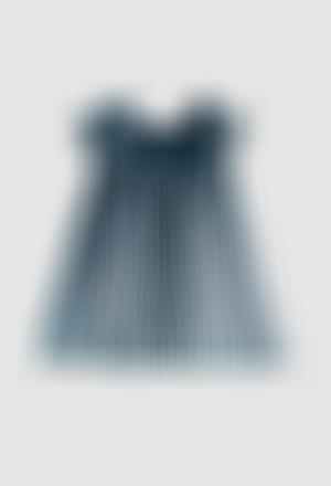 Vestido gasa de niña