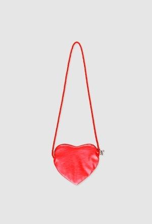 Handbag fake fur for girl_1