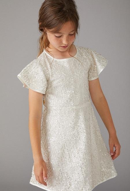 Kleid tüll für mädchen_1
