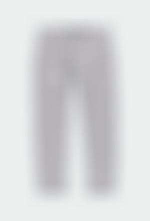 Pantalón satén elástico de niño