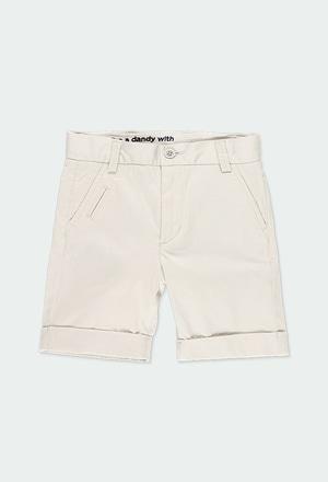 Short satin elasticizzato per ragazzo_1