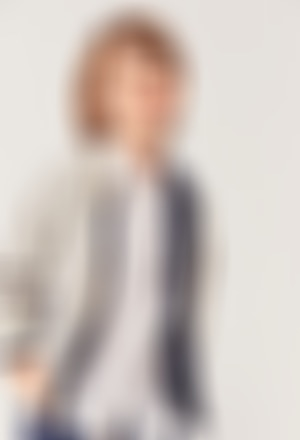 Reversible technical fabric  jacket