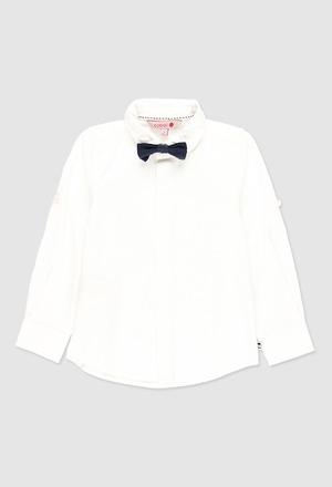 Hemd lange ärmel für junge_1