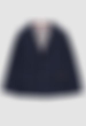 Knit blazer fantasy for boy
