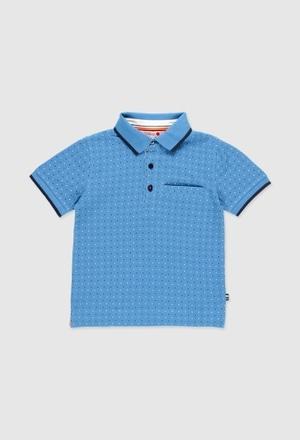 Polo pour garçon_1
