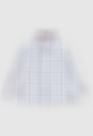 Chemise en popeline pour garçon