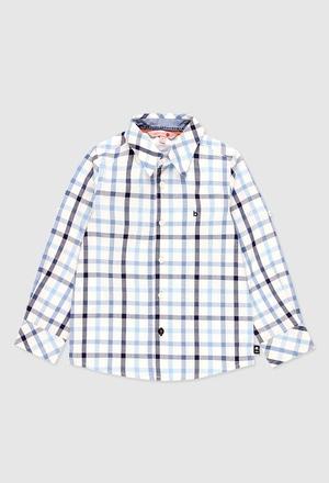 Camisa popelín de niño_1