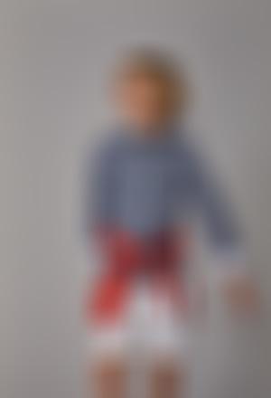 Camisa popelín de niño