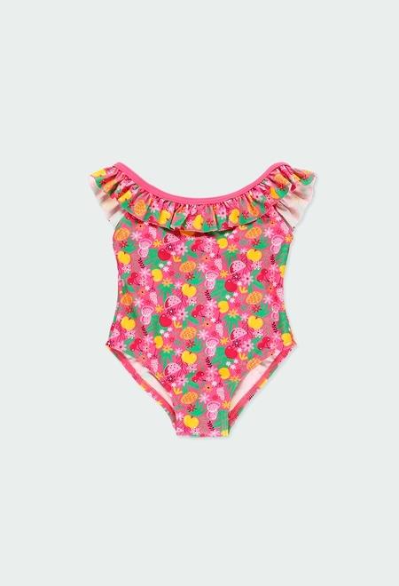 Swimsuit for baby girl_1
