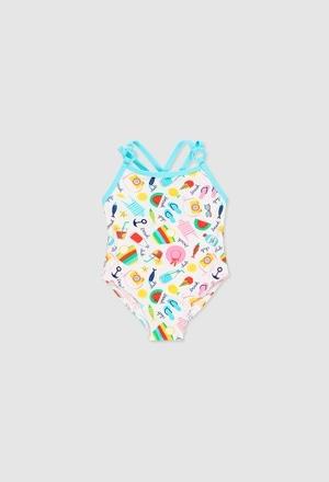 Badeanzug für baby mädchen_1