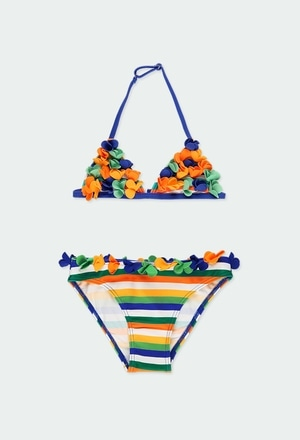 Bikini listado de niña_1