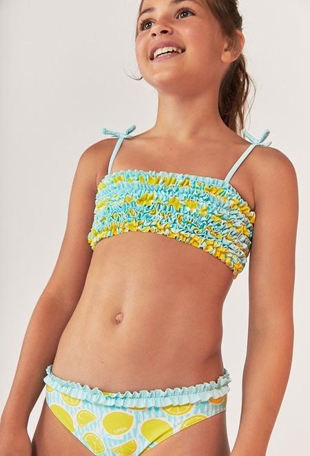 Bikini limones de niña_1