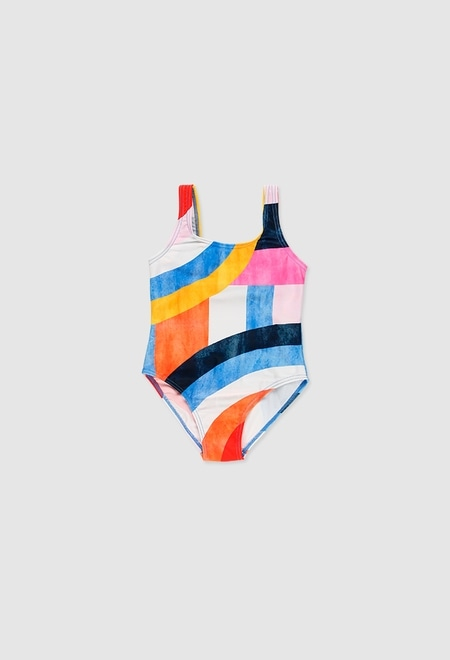 Swimsuit for girl_1