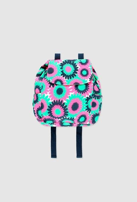 Backpack knit for girl_1