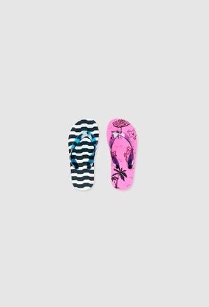 Flip flops for girl_1