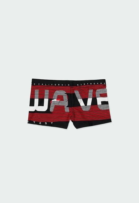 """Sunga """"big waves"""" para menino_1"""