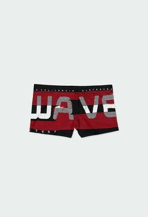 "Boxer poliammide ""big waves"" per ragazzo_1"
