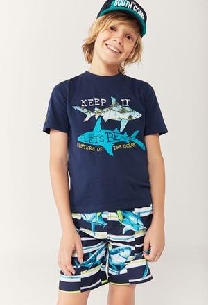 """Boxer """"tiburones"""" de niño_1"""