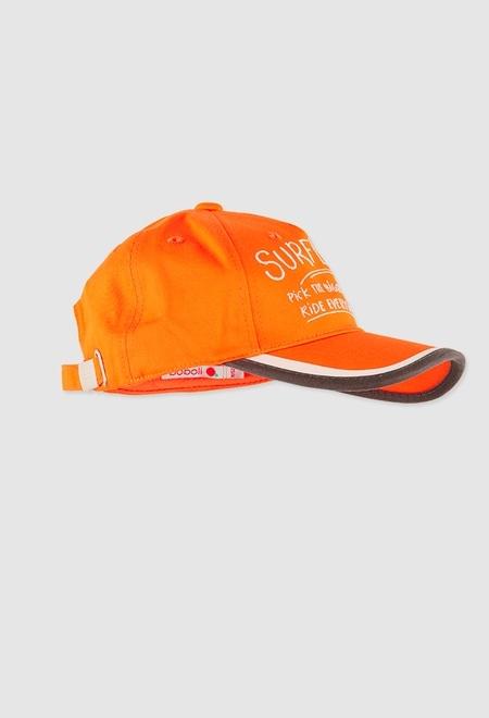 Twill cap for boy_1