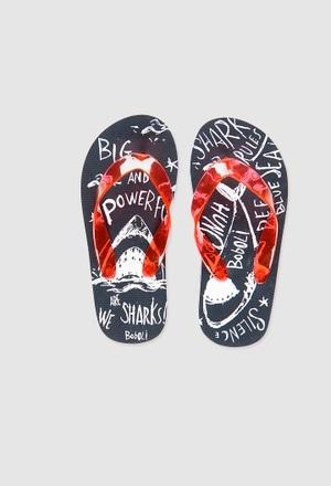 Flip flops for boy_1