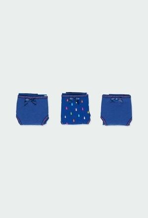 Pack 3 slip per ragazza_1