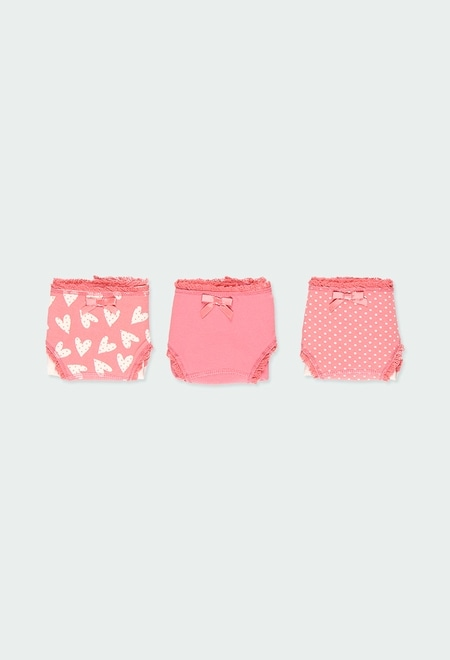 Pack 3 knickers for girl_1
