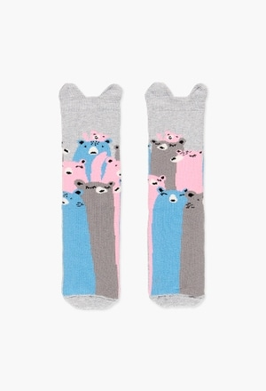 Long socks for girl_1
