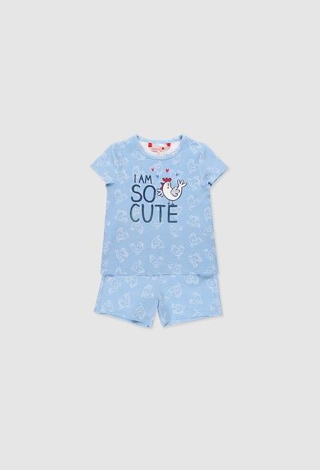 Pyjama stretch pour fille_1