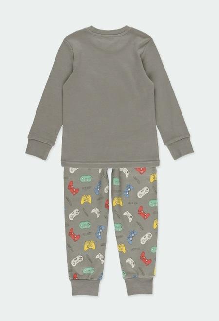 Schlafanzug Junge